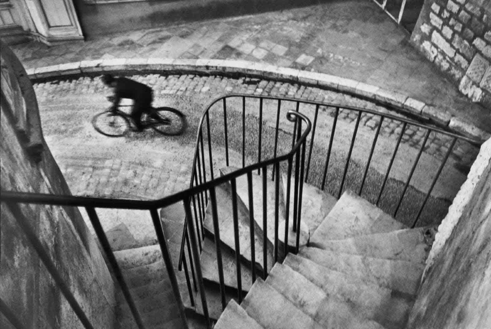 Henry Cartier Bresson - inspiratie Feike Faase