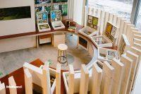 Expositie in Het Groene Huis, foto door Feike Faase