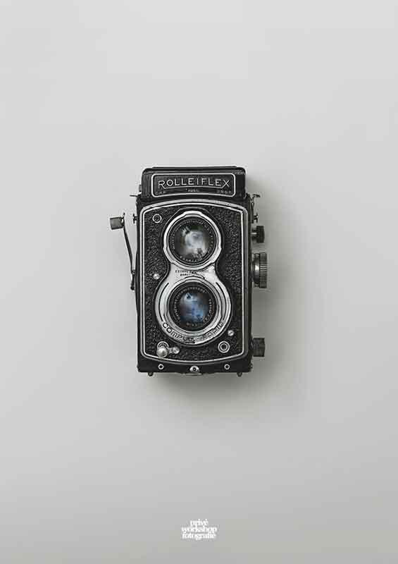 Creatieve cadeaubon - Leer anders kijken tijdens een privé workshop fotografie