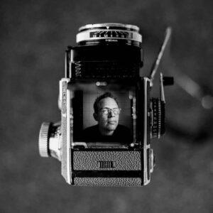 Ik hou van analoge fotografie